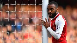 Bahas Kans Juara Arsenal, Lacazette: Butuh Keajaiban