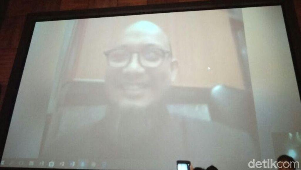 Novel Baswedan Bicara soal Kesehatannya dan Kasus Setya Novanto