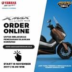 Ada Kejutan Baru di XMAX Order Online Day, Dibuka Lagi 10 November