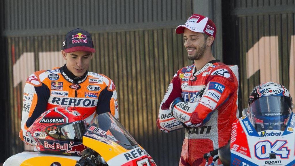 Line-up MotoGP 2018: Jumlah Rider Spanyol Dominan, Ungguli Italia