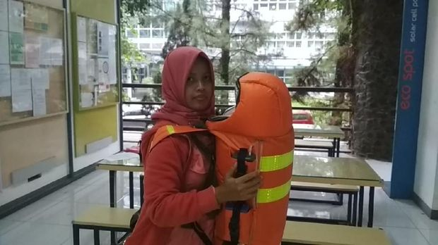 Mahasiswa ITB Buat Inkubator Jinjing untuk Bayi di Lokasi Bencana