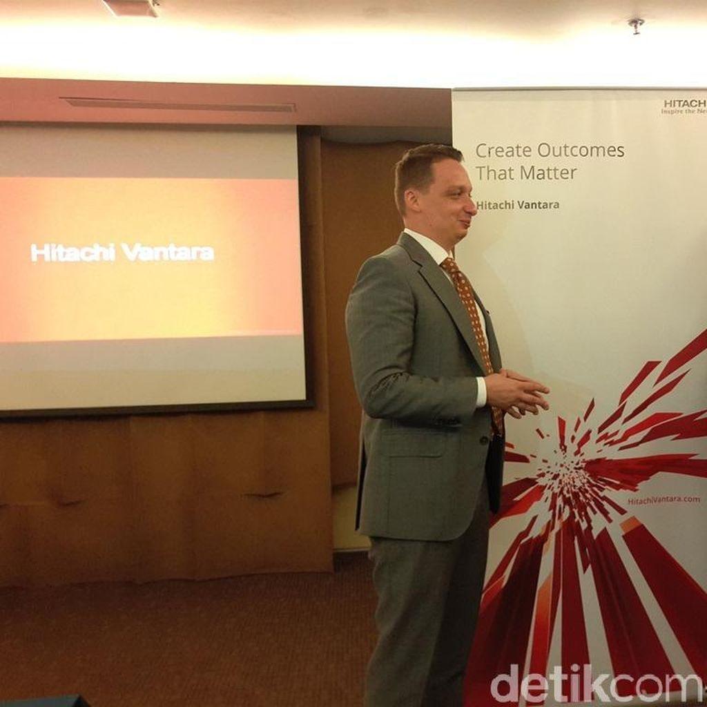 Hitachi: Fintech Harusnya Pakai Kecerdasan Buatan