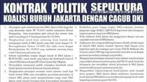 Dituding Ingkari Kontrak Politik, Sandiaga: Kami Tak Lari