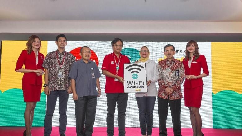 Acara peluncuran layanan ROKKI di RedHouse, Jakarta (Dok. AirAsia Indonesia)