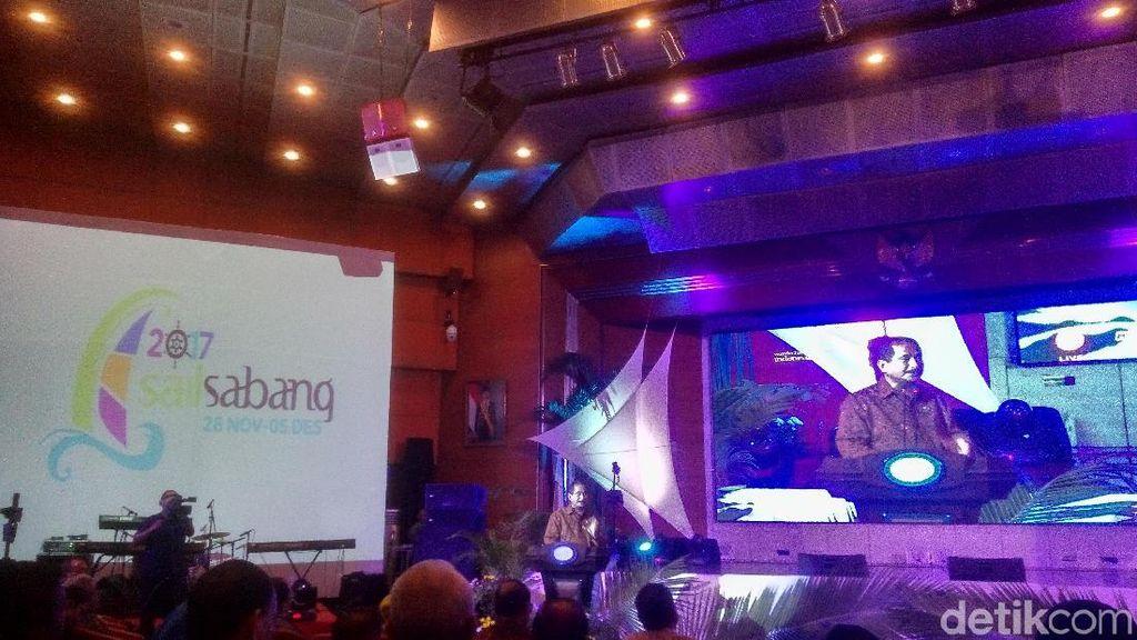 Sail Sabang Jadi Event Sail Terbesar Sepanjang Masa di Indonesia