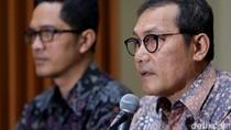 Ekspresi Pimpinan KPK Saat Umumkan Novanto Tersangka Lagi
