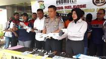 Gelapkan 20 Mobil, 4 Orang Ditangkap di Tangerang