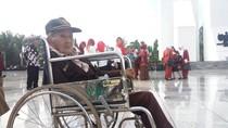 Mbah Patmo Perawat Zaman Perang Berharap Dapat Gubuk dari Jokowi