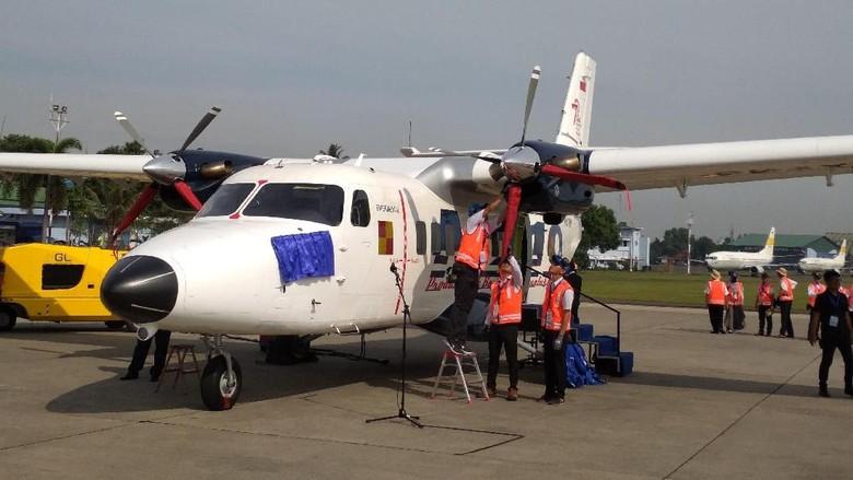 Jokowi: Pesawat N219 Harus Bisa Dipasarkan