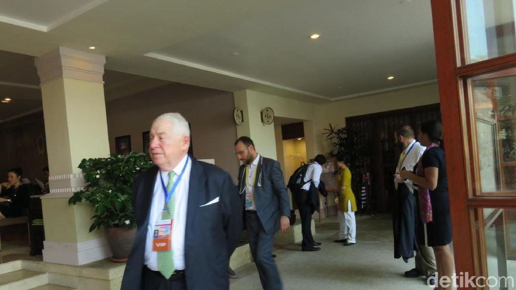 Bos Besar Freeport Hadiri KTT APEC di Vietnam