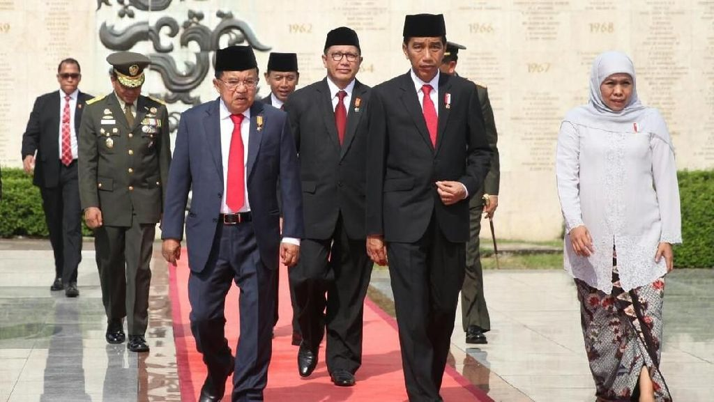 Tentukan Cawapres Jokowi, PDIP Libatkan JK di Tim Pertimbangan
