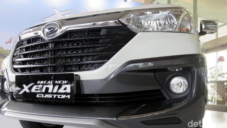 Daihatsu Pasang Target Xenia Custom 150 Unit/Bulan