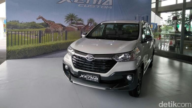Daihatsu Percantik MPV Xenia