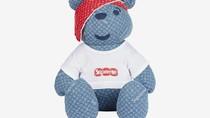 Louis Vuitton x Supreme Lelang Boneka Beruang, Harga Capai Rp 178 Juta