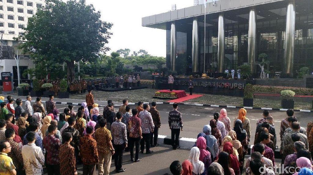 Peringatan Hari Pahlawan, KPK: Perjuangan Lawan Korupsi Makin Berat