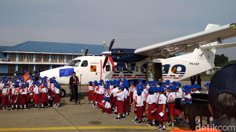 Pesawat N219 Nurtanio Diminati Maskapai Carter Hingga Gubernur