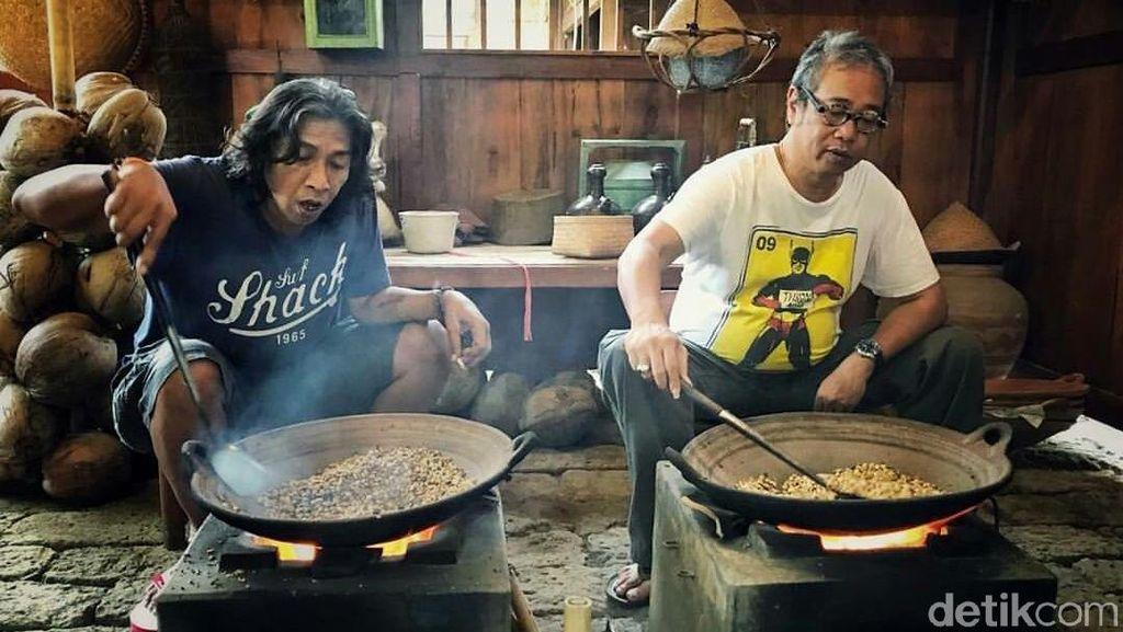 Butet Ajak Komunitas dari Yogya Berlibur di Banyuwangi