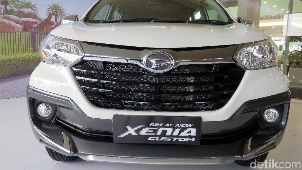 Daihatsu Belum Berniat Bawa Xenia Baru untuk Menghadang Xpander