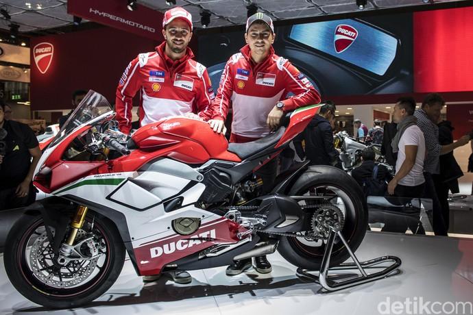 Motor Dovizioso Versi Jalanan Diluncurkan