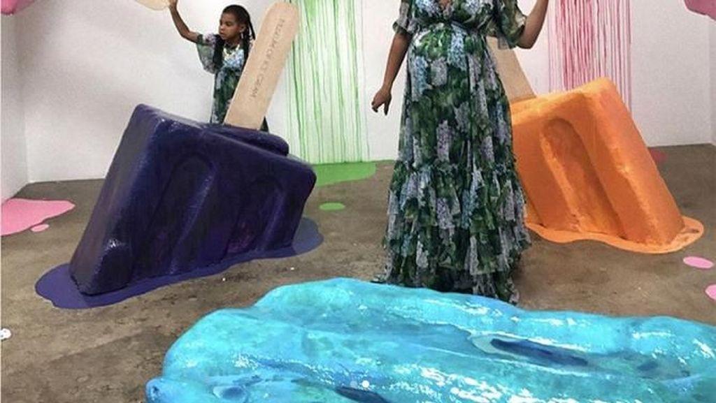 Bikin Gemas! Ini Deretan Pose Selebriti di Museum Es Krim