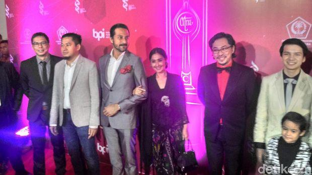 Red Carpet FFI 2017 Mulai Ramai Dihadiri Sineas hingga Aktor
