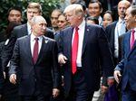 Trump Ucapkan Selamat ke Putin atas Kemenangan di Pilpres Rusia