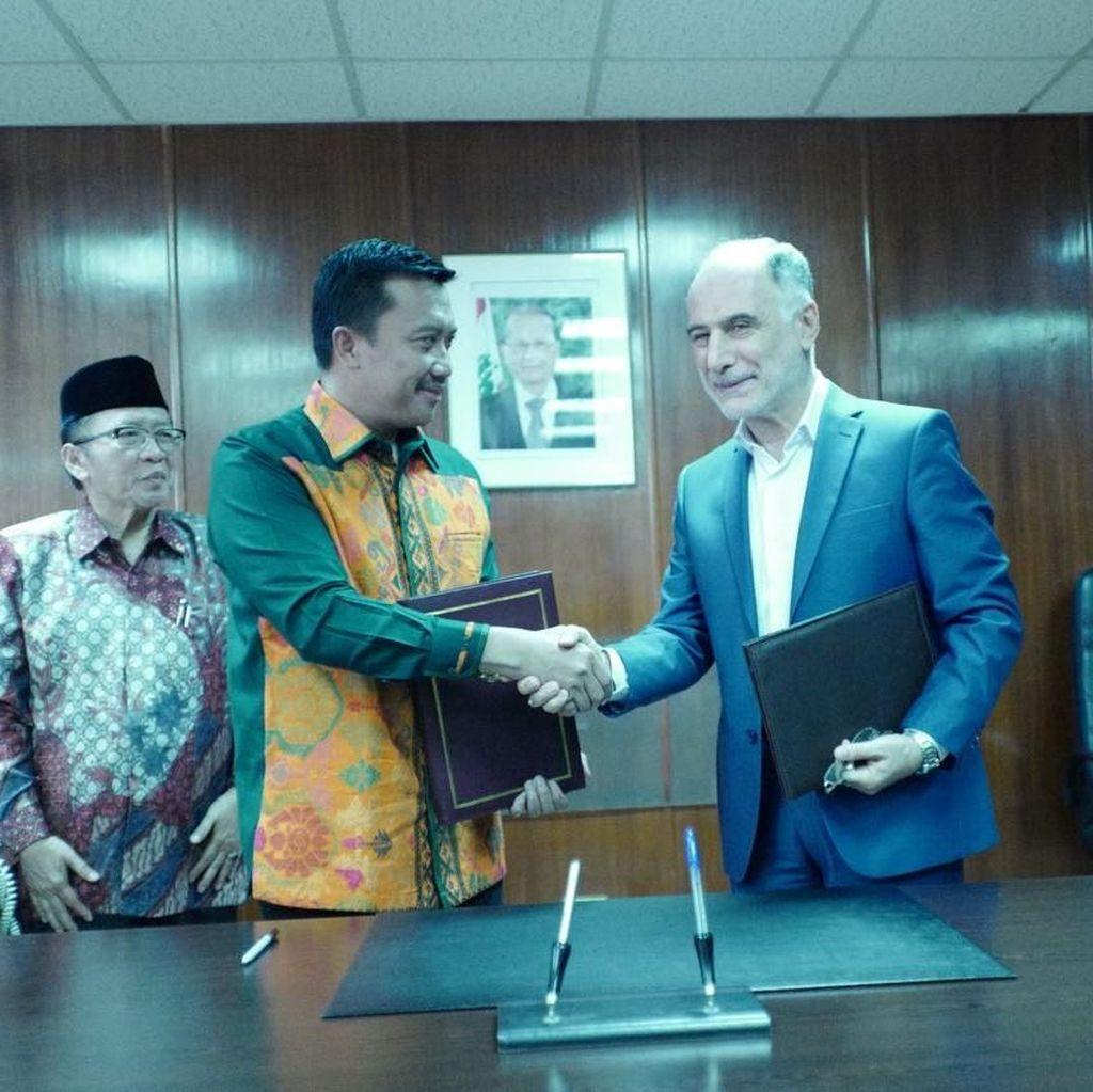Indonesia-Lebanon Sepakati Kerjasama di Bidang Olahraga