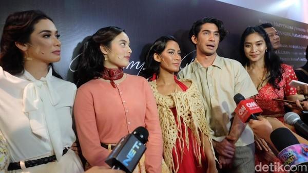 Lebih dari 30 Sajak Chairil Anwar Jadi Dialog di Perempuan Perempuan Chairil