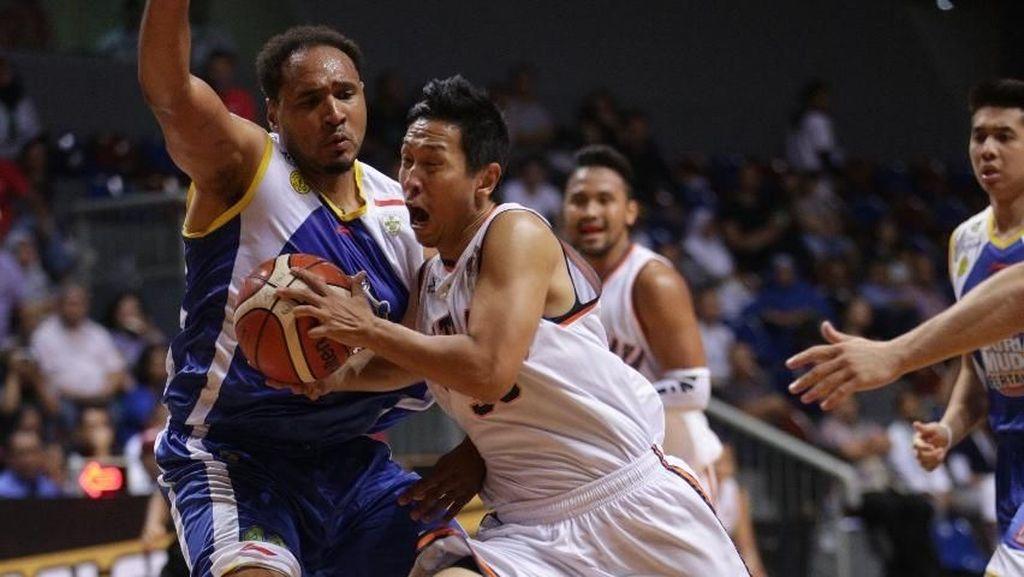 Perbasi Panggil 14 Pemain ke Timnas Basket Asian Games 2018