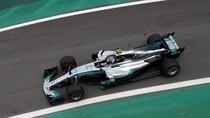 Bottas Tercepat, Mercedes 1-2