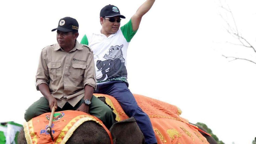 Cak Imin Dapat Dukungan Dengkul Jadi Cawapres untuk Jokowi