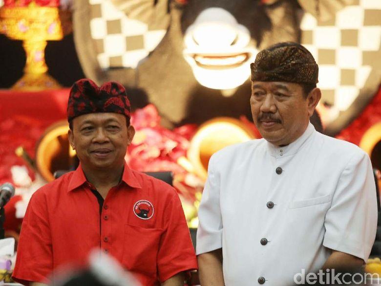 Pawai Budaya akan Antar Wayan Koster-Cok Ace Daftar Pilgub Bali