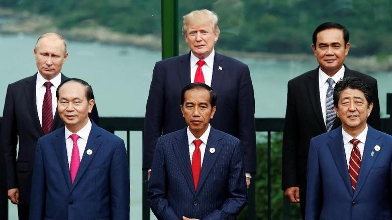 Hadiri KTT APEC, Jokowi Paparkan Resep Anti Ketimpangan