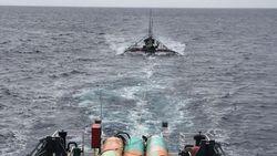 Bakamla Tangkap Kapal Pencuri Ikan Asal Filipina