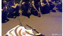 Tim Jaguar Polres Depok Amankan Pelajar yang Kerap Tawuran