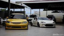 70 Mobil Modifikasi Adu Ganteng di Pekanbaru