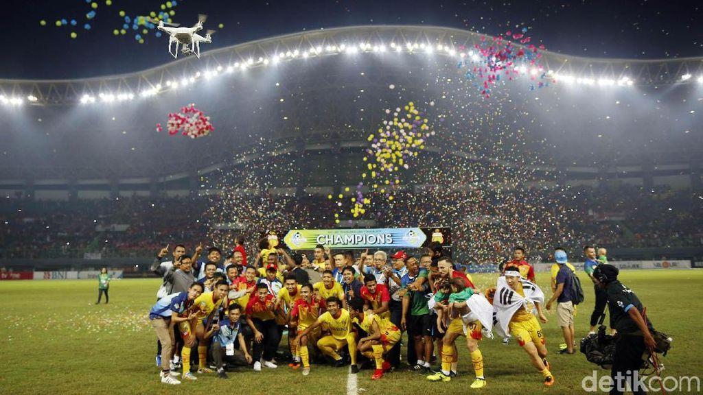 Kemenpora: Laporan ISC Lebih Baik dari Liga 1
