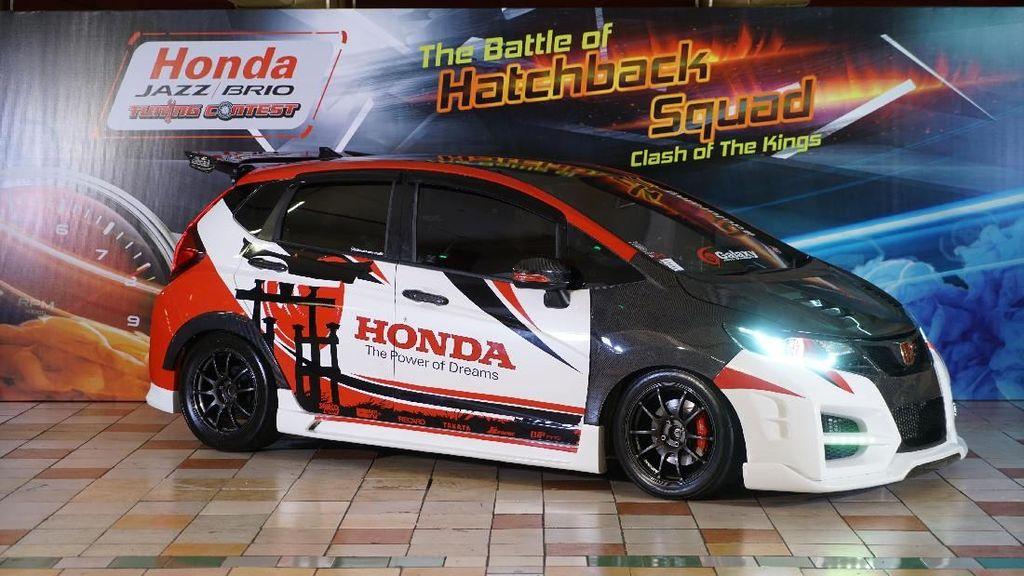 Daftar Jawara Modifikasi Honda Jazz dan Brio