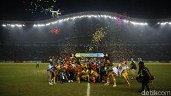 Bhayangkara FC Takkan Ganti Nama