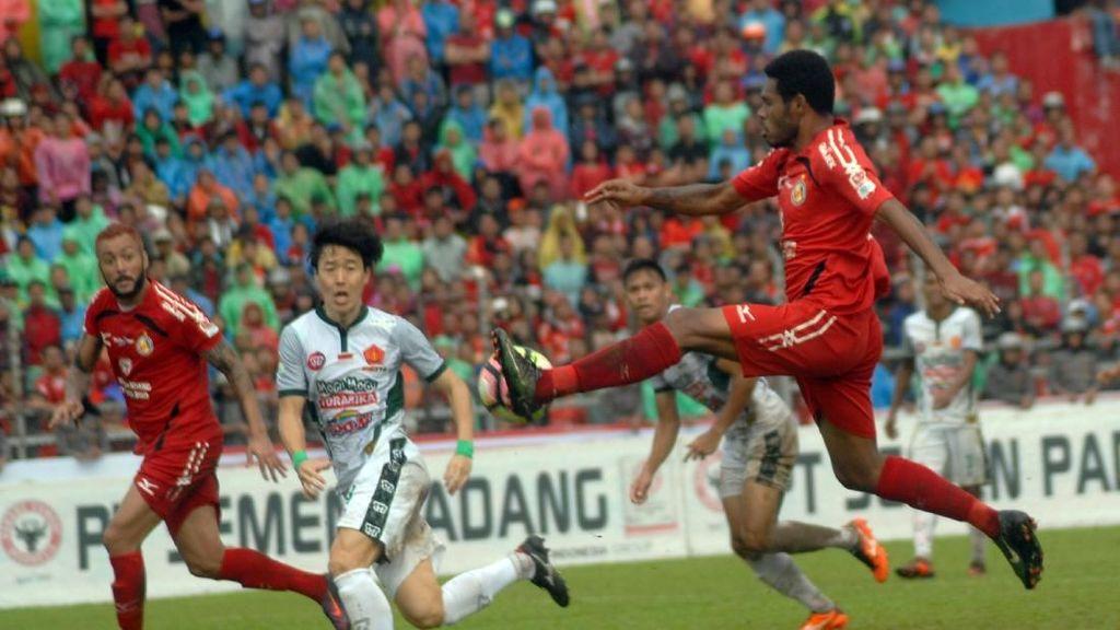 Semen Padang Terdegradasi, Pelatih dan Pemain Minta Maaf