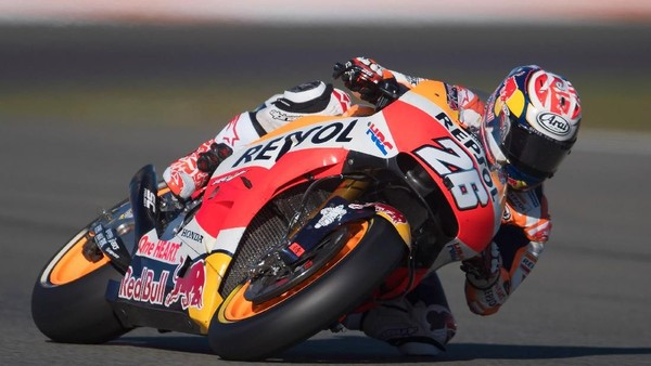 Hasil MotoGP Valencia 2017