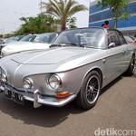 Deretan Mobil Klasik Ngumpul di Bekasi