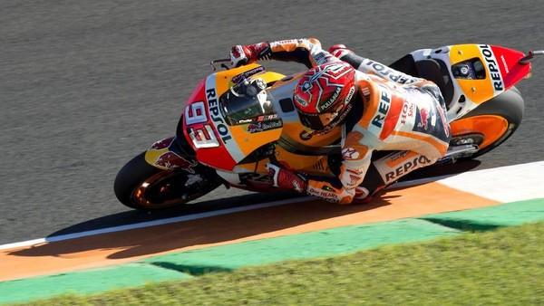 Ini Cerita Marquez soal Jatuh di Kualifikasi hingga Bisa Dapat Pole