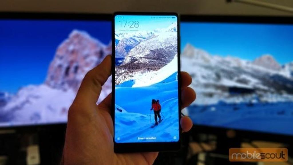 Inikah Tampang OnePlus 5T?