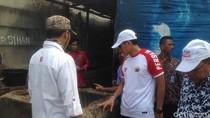 Sandiaga Cek Penyulingan Air di Kampung Bayam