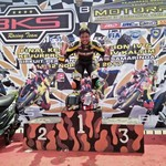 Pebalap Yamaha Raih Double Winner Kejurnas Motoprix 2017 Kalimantan