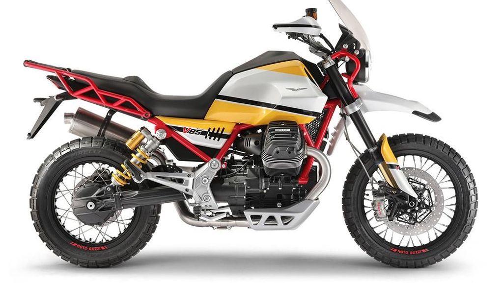 Moto Guzzi Tambah Lagi Jajaran Motor Adventure 850 cc