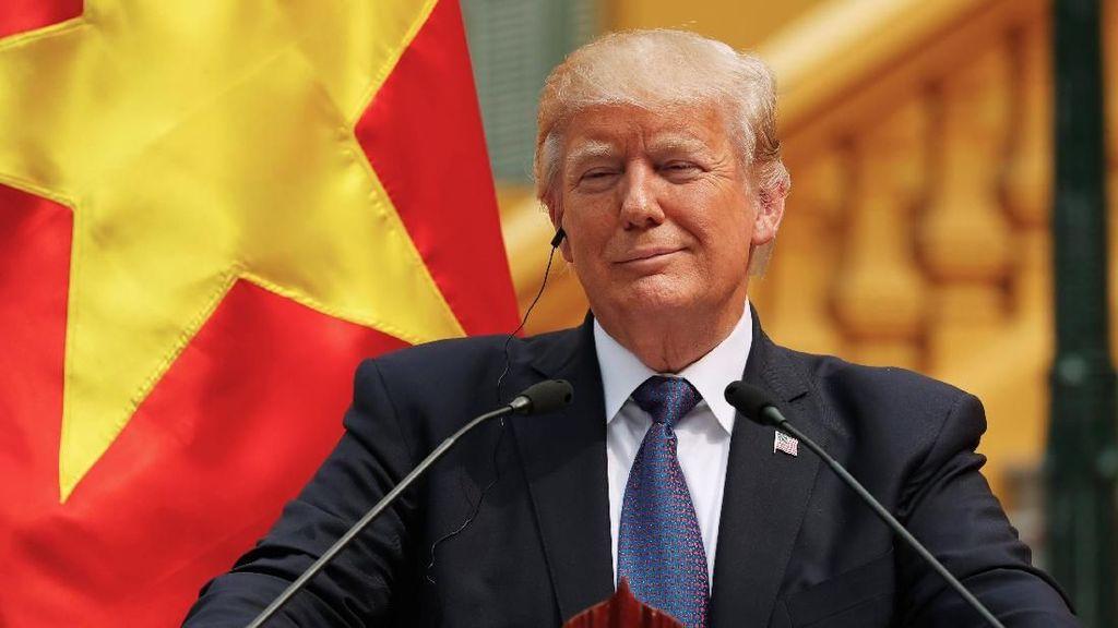 Trump Tetapkan Korut Negara Sponsor Terorisme, Korsel-Jepang Menyambut