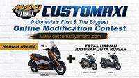 Yamaha Gelar Ajang Modifikasi Online Terbesar & Pertama di Indonesia