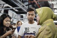 Wali Kota Risma Resmikan Tempat Nongkrong Kreatif Anak Muda